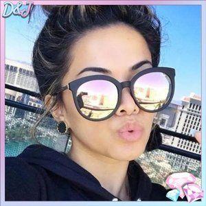 💎✨ Rose Gold Mirrored Sunglasses